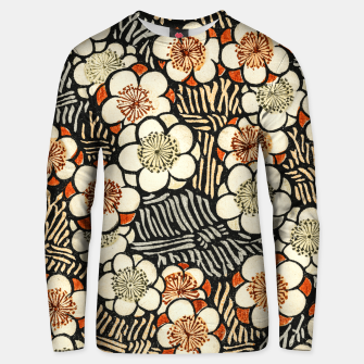 Thumbnail image of Cherry Pattern Unisex sweater, Live Heroes
