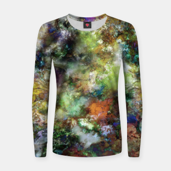Thumbnail image of Changing times Women sweater, Live Heroes