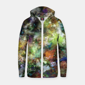 Thumbnail image of Changing times Zip up hoodie, Live Heroes