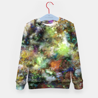 Thumbnail image of Changing times Kid's sweater, Live Heroes