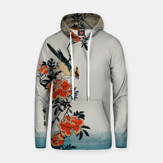 Thumbnail image of Oriole and wild rose Hoodie, Live Heroes