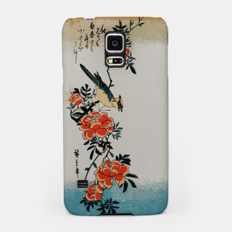 Thumbnail image of Oriole and wild rose Samsung Case, Live Heroes
