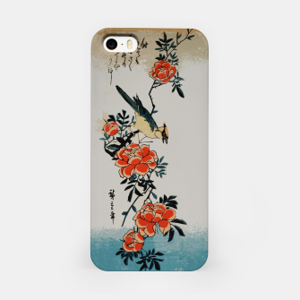 Thumbnail image of Oriole and wild rose iPhone Case, Live Heroes