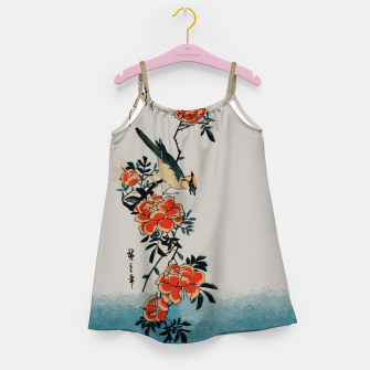 Thumbnail image of Oriole and wild rose Girl's dress, Live Heroes