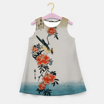 Thumbnail image of Oriole and wild rose Girl's summer dress, Live Heroes