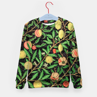 Thumbnail image of Fruit Pattern Kid's sweater, Live Heroes