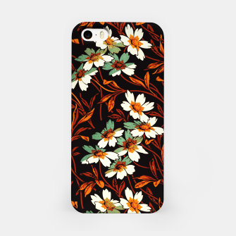Thumbnail image of Ornamental flowers iPhone Case, Live Heroes