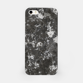 Thumbnail image of Dark Marble Camouflage Texture Print iPhone Case, Live Heroes