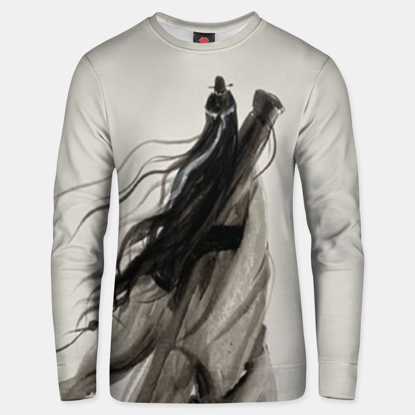 Image of Asking the spirit for thirteen years and waiting for no return Unisex sweater - Live Heroes