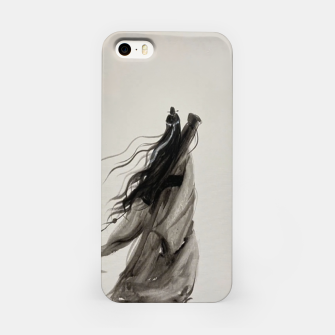Thumbnail image of Asking the spirit for thirteen years and waiting for no return iPhone Case, Live Heroes