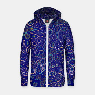 Thumbnail image of Millions and billions of stars, abstract starry night sky Zip up hoodie, Live Heroes