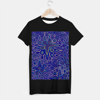 Thumbnail image of Millions and billions of stars, abstract starry night sky T-shirt regular, Live Heroes