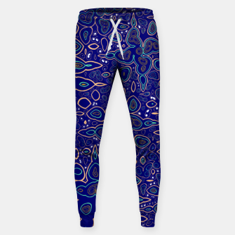 Thumbnail image of Millions and billions of stars, abstract starry night sky Sweatpants, Live Heroes