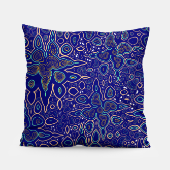 Thumbnail image of Millions and billions of stars, abstract starry night sky Pillow, Live Heroes