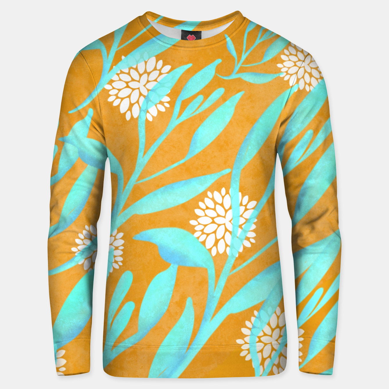 Image of Green Leafs Sudadera unisex - Live Heroes