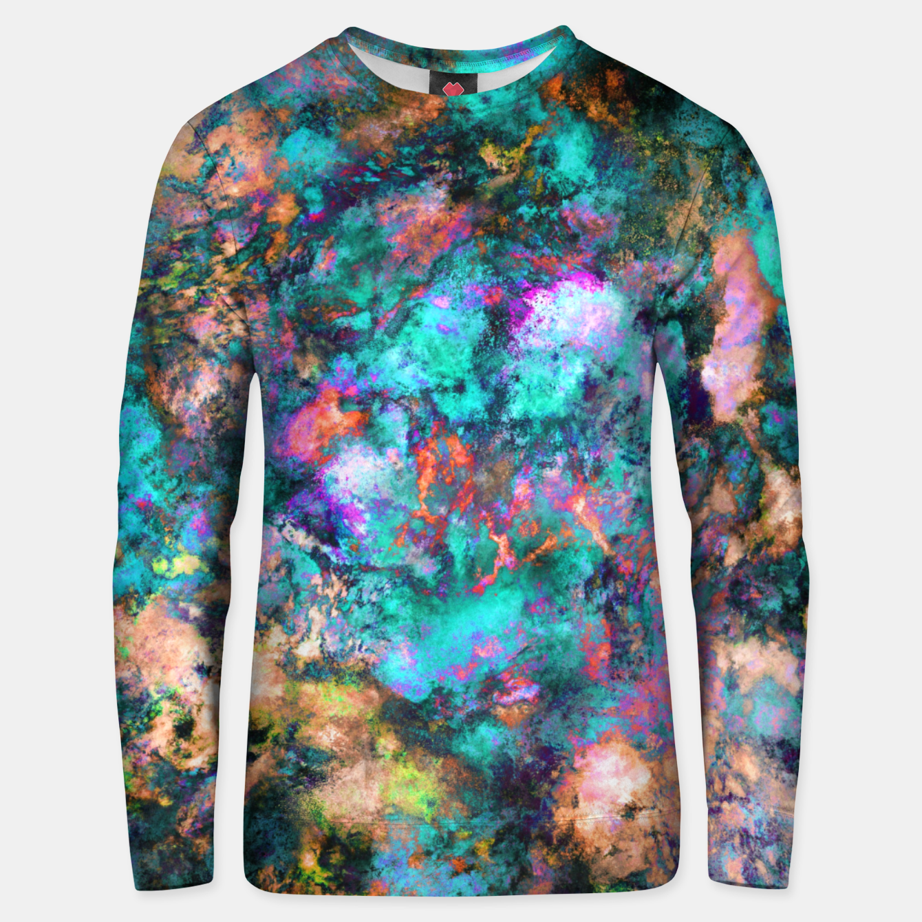 Image of From a single flower Unisex sweater - Live Heroes