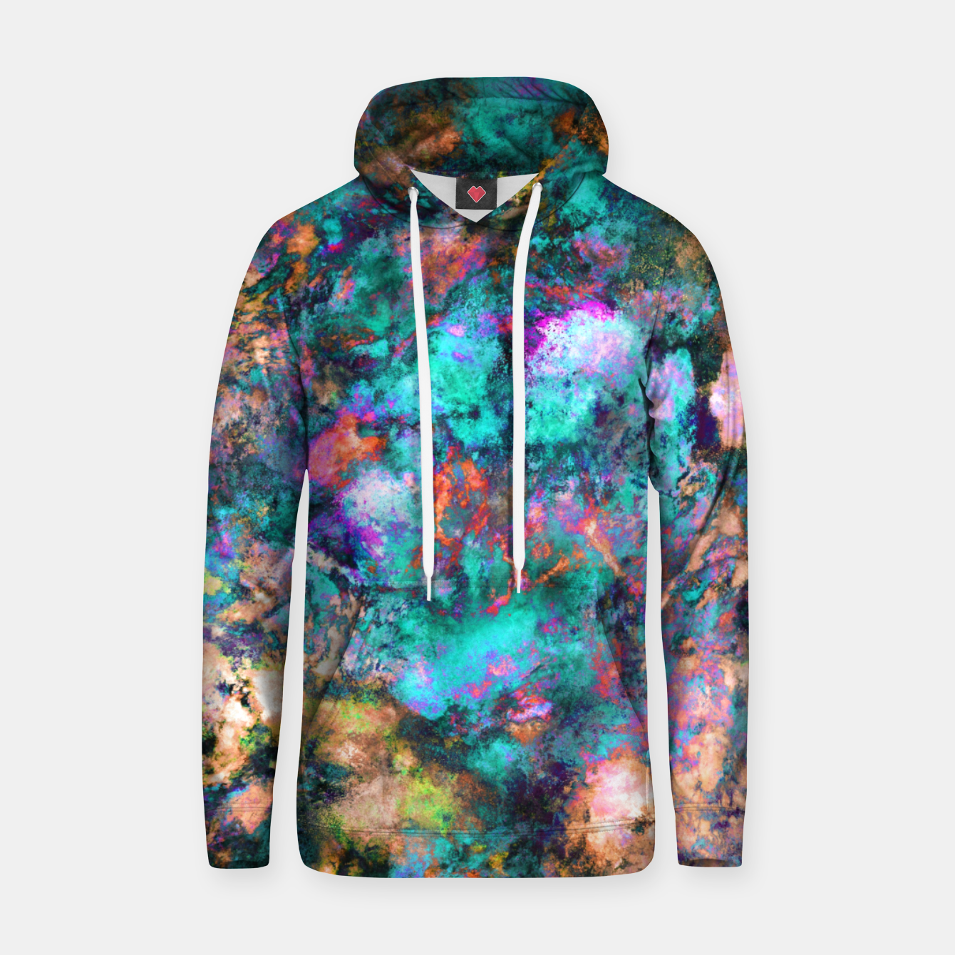 Image of From a single flower Hoodie - Live Heroes