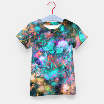 Thumbnail image of From a single flower Kid's t-shirt, Live Heroes