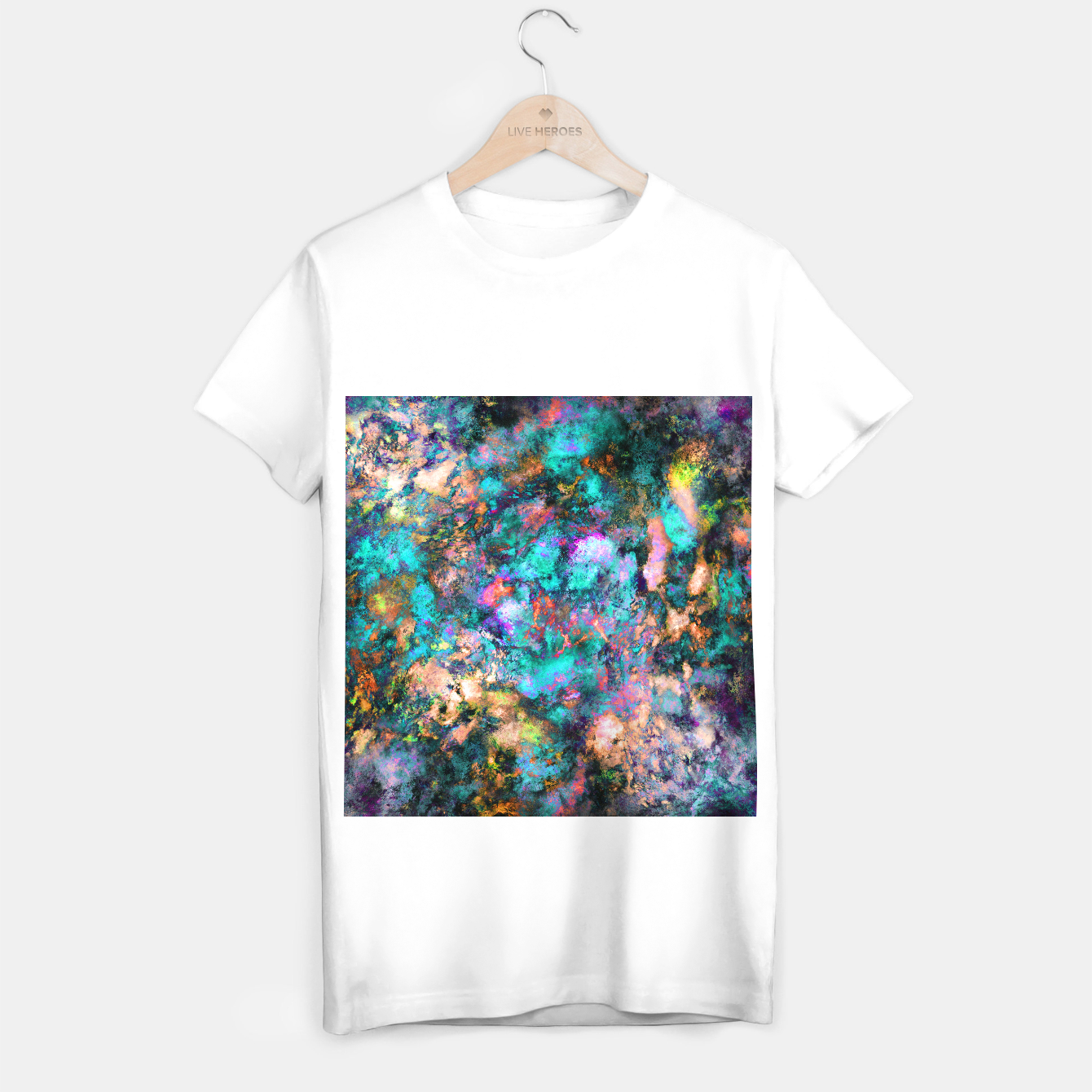 Image of From a single flower T-shirt regular - Live Heroes