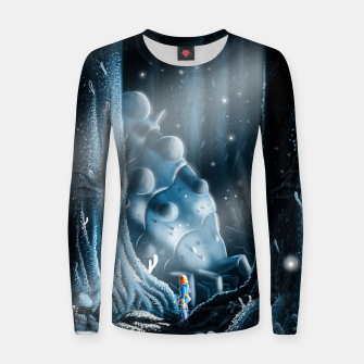 Toxic forest Women sweater thumbnail image