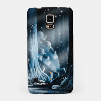 Toxic forest Samsung Case thumbnail image