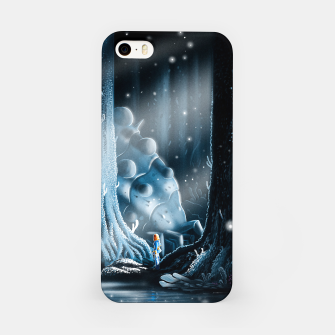 Toxic forest iPhone Case thumbnail image