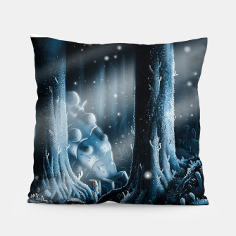 Miniatur Toxic forest Pillow, Live Heroes