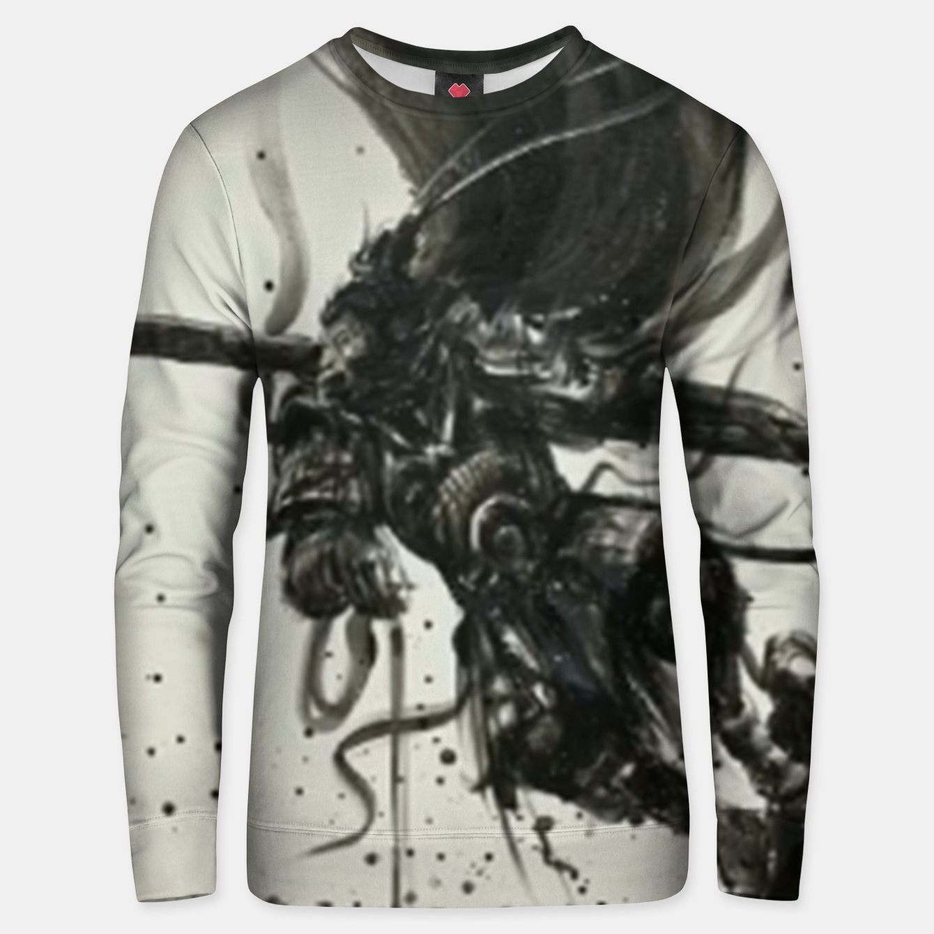 Image of Fight against Buddha Unisex sweater - Live Heroes