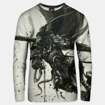Thumbnail image of Fight against Buddha Unisex sweater, Live Heroes