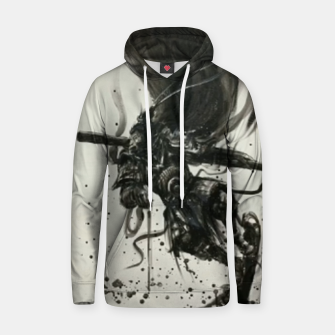 Thumbnail image of Fight against Buddha Hoodie, Live Heroes