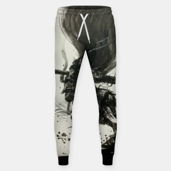 Thumbnail image of Fight against Buddha Sweatpants, Live Heroes