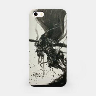 Thumbnail image of Fight against Buddha iPhone Case, Live Heroes