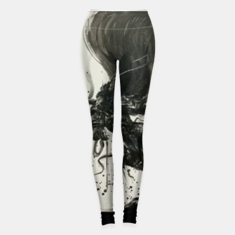 Thumbnail image of Fight against Buddha Leggings, Live Heroes