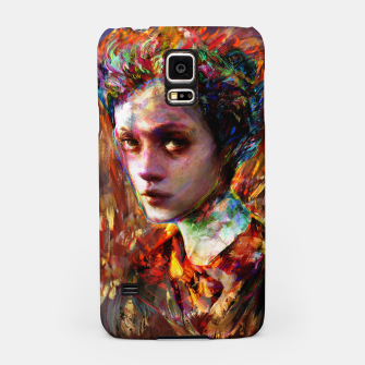 Thumbnail image of autumn mood Samsung Case, Live Heroes