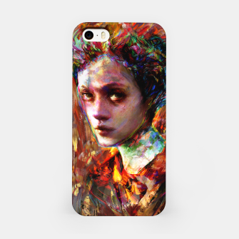 Thumbnail image of autumn mood iPhone Case, Live Heroes