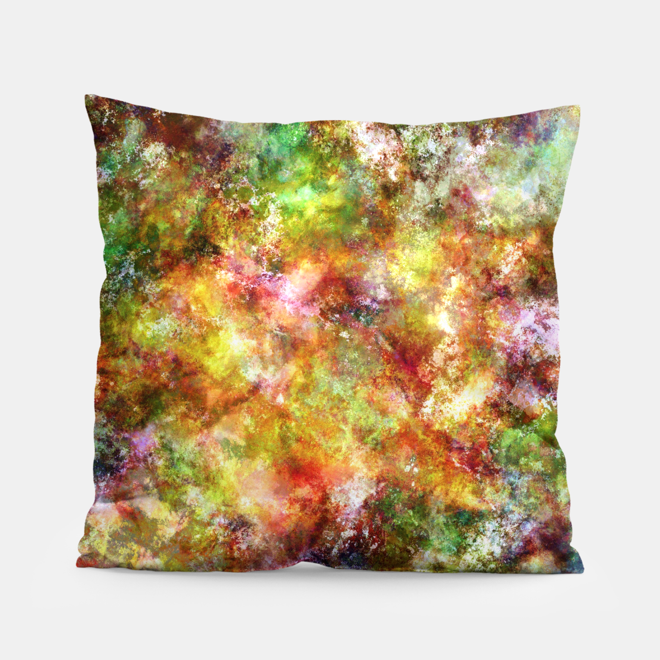 Image of Gentle silent light Pillow - Live Heroes