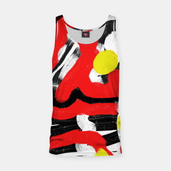 Thumbnail image of Red cherry Tank Top, Live Heroes