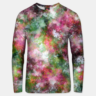 Thumbnail image of Scented flowers Unisex sweater, Live Heroes