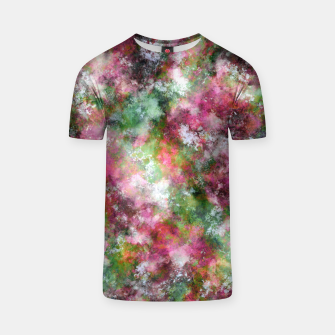 Thumbnail image of Scented flowers T-shirt, Live Heroes