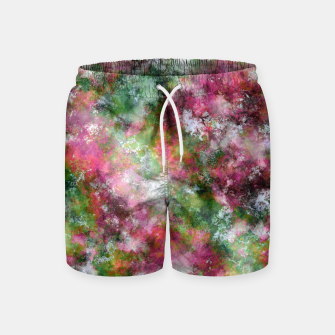 Thumbnail image of Scented flowers Swim Shorts, Live Heroes