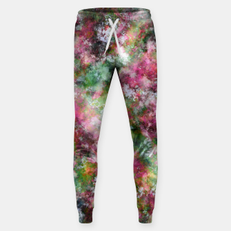 Thumbnail image of Scented flowers Sweatpants, Live Heroes