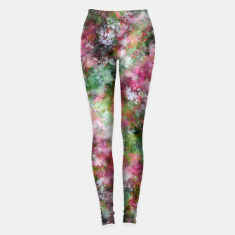 Thumbnail image of Scented flowers Leggings, Live Heroes