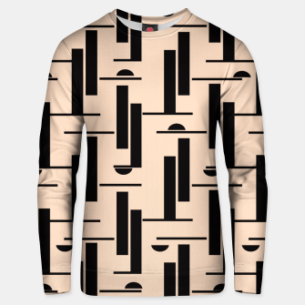 Thumbnail image of Midnight Abstract Sudadera unisex, Live Heroes
