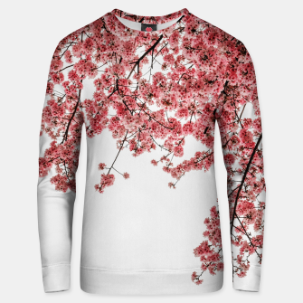Thumbnail image of Spring Blossom Unisex sweater, Live Heroes