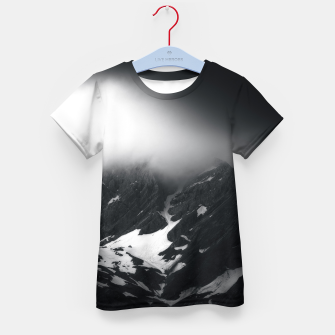 Miniatur The mystery of the mountain Kid's t-shirt, Live Heroes