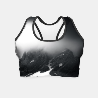 Thumbnail image of The mystery of the mountain Crop Top, Live Heroes