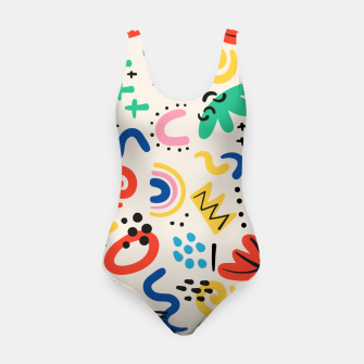 Thumbnail image of abstract Swimsuit, Live Heroes