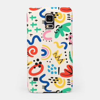 Thumbnail image of abstract Samsung Case, Live Heroes