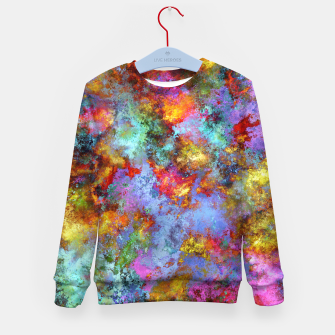 Thumbnail image of Hello Kid's sweater, Live Heroes