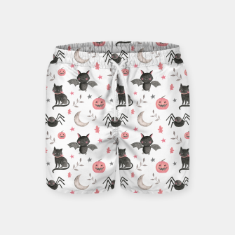 Thumbnail image of HALLOWEEN PARTY 2 Swim Shorts, Live Heroes